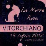 Notte rosa Vitorchiano 2018