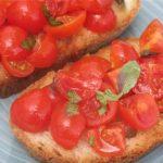 Panzanella con i pomodorini