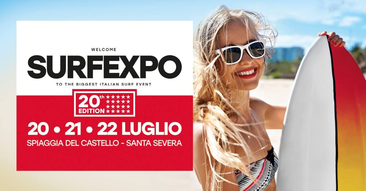Santa Severa Surf Expo 2018