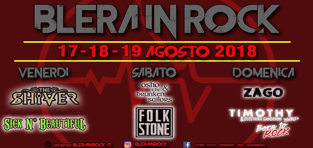 Festival di musica rock a Blera