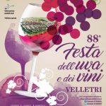 Festa del vino Velletri 2018