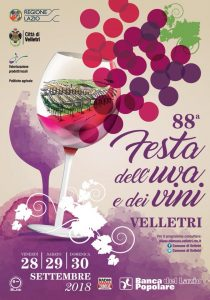 Festa dell'uva e dei vini Velletri 2018