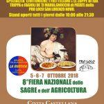 Sagra delle sagre e dell'agricoltura 2018 Civita Castellana