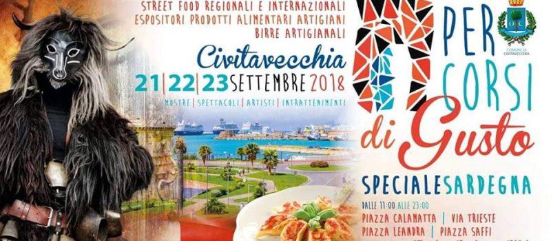 Percorsi di gusto 2018: lo street food a Civitavecchia