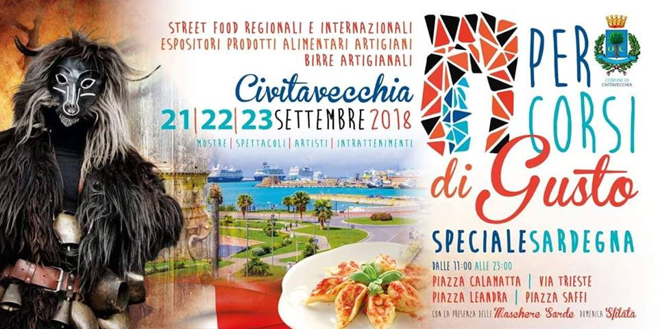 Street food Civitavecchia 2018