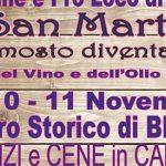 Festa del vino e dell'olio Blera 2018: la festa di San Martino