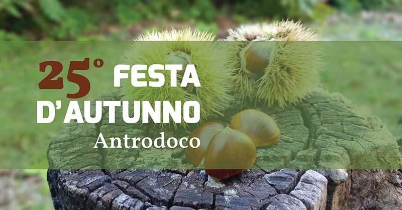 Festa d'autunno 2018 Antrodoco (RI)