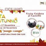 Festa d'autunno Ciciliano 2018
