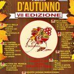 festa d'autunno Pofi 2018