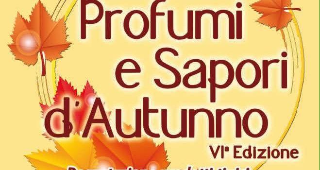 Festa d'autunno Trevignano Romano 2018: olio, vino, castagne, funghi sul lago di Bracciano