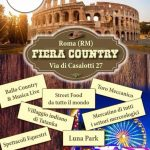 fiera country a Casalotti 2018