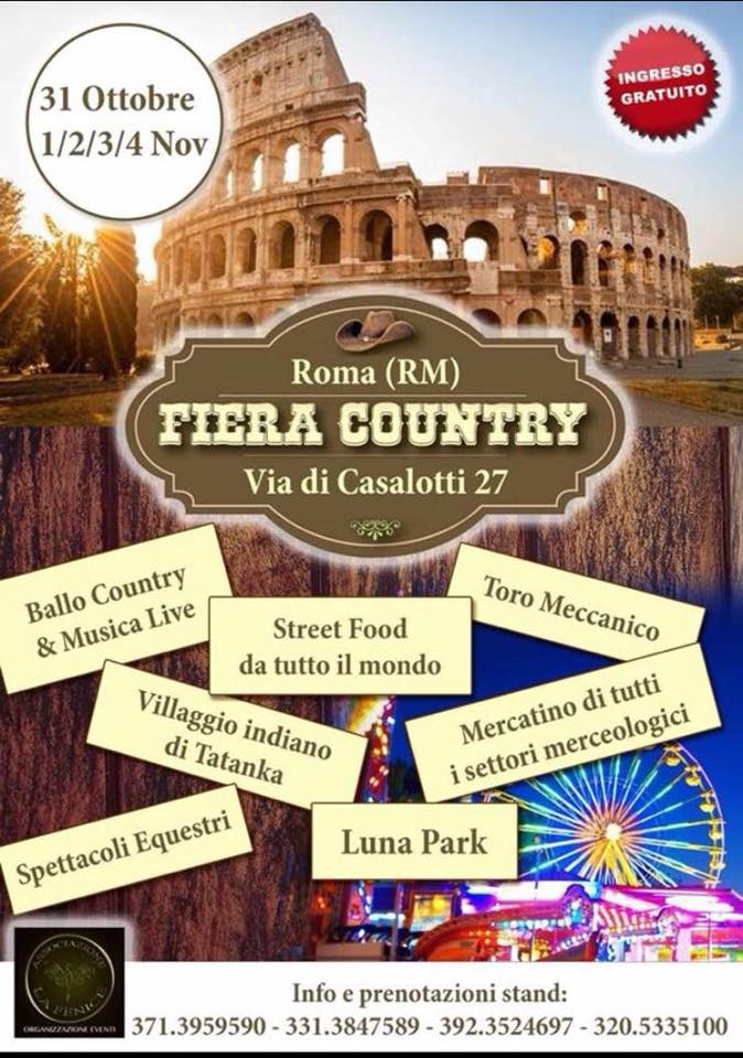 Fiera Country a Casalotti