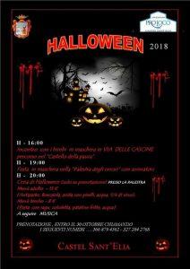 festeggia Halloween 2018 a Fabrica di Roma