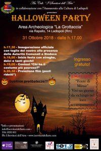 Festa di Halloween Ladispoli 2018