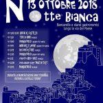 programma della notte bianca 2018 a Montenero Sabino