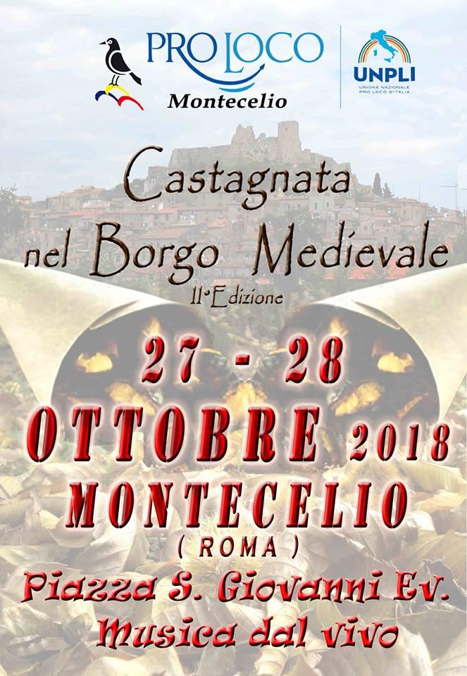 Castagnata nel borgo medievale 2018: la sagra della ...