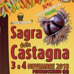 Sagra della Castagna 2018 Pescorocchiano (RI)