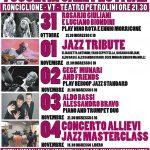 festival jazz Ronciglione 2018