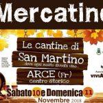 festa di San Martino Arce 2018