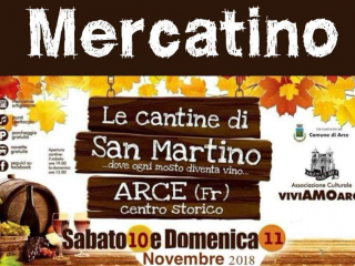 Le cantine di San Martino 2018 Arce (FR)