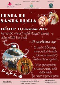 Festa di Santa Lucia 2018 Marino (RM)
