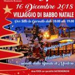 I Mercatini di Natale a Monte Romano (2018)