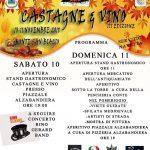 Castagne e Vino Monte San Biagio 2018