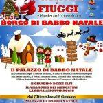 Villaggio di Babbo Natale e mercatini a Fiuggi 2018-2019