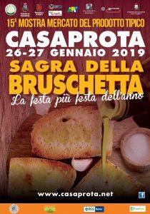 Sagra della bruschetta 2019 Casaprota (RI)
