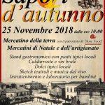 Sapori d'autunno 2018 Montevirginio (Canale Monterano – RM)