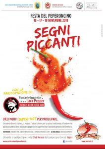 Segni Piccanti 2018   la Festa del Peperoncino