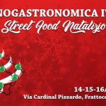 Street food natalizio a Marino: Natale 2018