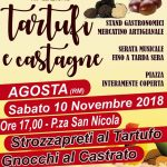Festa d'autunno Agosta 2018