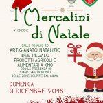 Mercatini di Natale 2018 Borgo Velino (RI)