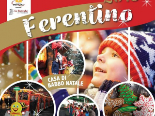 Natale a Ferentino (FR) 2018