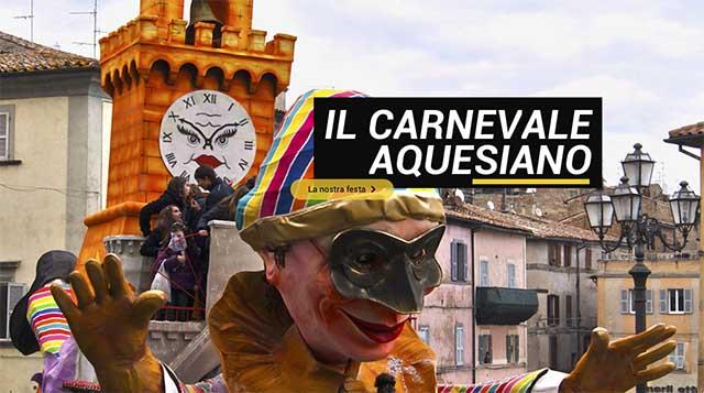 Carnevale di Acquapendente 2019