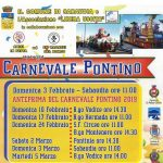 Carnevale Pontino 2019 Sabaudia (LT)