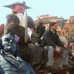 carri allegorici al carnevale di Frosinone
