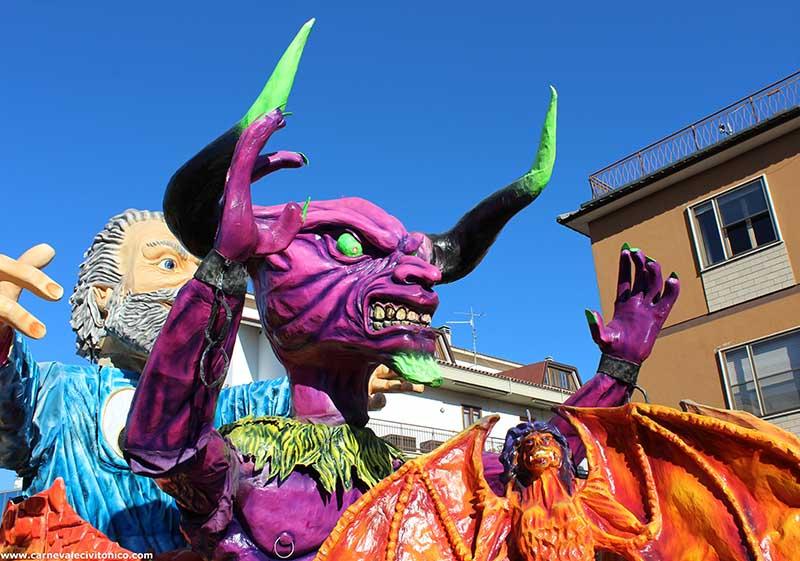 Carnevale 2019 Civita Castellana (VT)
