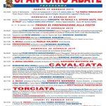 Festa di Sant'Antonio Abate Monterotondo 2019
