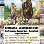 benedizione degli animali Anguillara 2019
