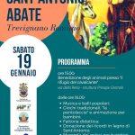 Festa di Sant'Antonio Trevignano Romano 2019