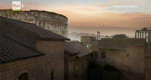 I Medici è stato girato a Viterbo nel quartiere San Pellegrino