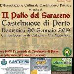 Palio del saraceno Castelnuovo di Porto 2019