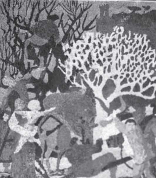 I Pugnaloni Acquapendente 1960 il vincitore Cesare Bertuzzi