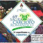 Sagra del carciofo Ladispoli 2019