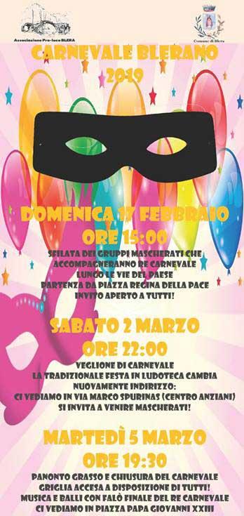 Carnevale 2019 Blera (VT)