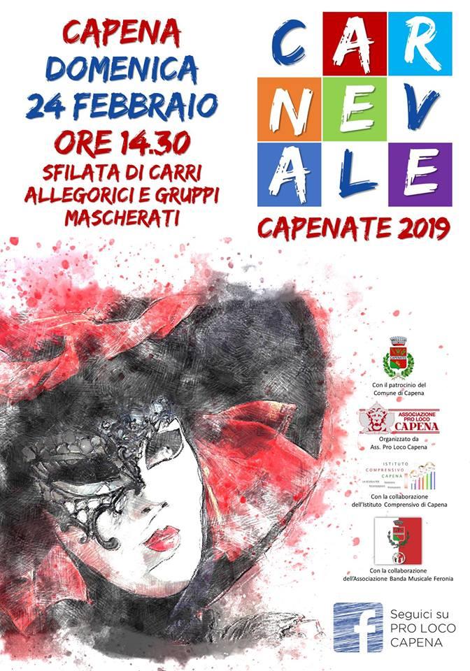 carnevale Capena 2019