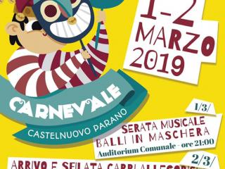 Carnevale 2019 Castelnuovo Parano 2019