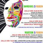 Carnevale Cisterna 2019